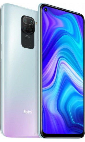 Xiaomi RedMi Note 9 3/64Gb NFC Polar White Global Version (EAC)
