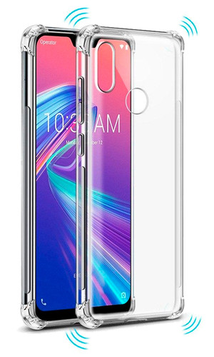 Чехол для Honor 10X Lite накладка Clear Case прозрачная
