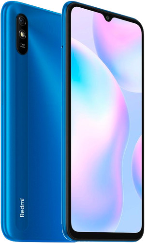 Xiaomi RedMi 9A 2/32Gb Sky Blue Global Version (EAC)