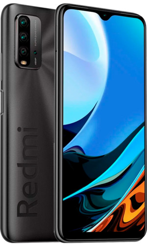 Xiaomi RedMi 9T 4/64Gb Carbon Gray Global Version