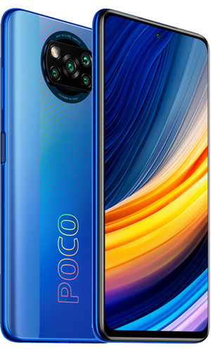 Xiaomi POCO X3 Pro 6/128Gb Frost Blue Global Version (EAC)
